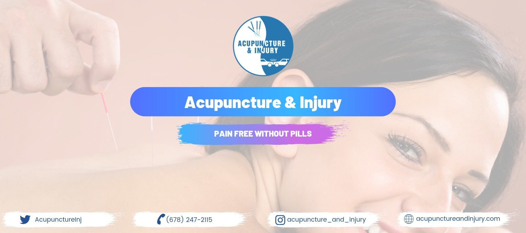 Acupuncture and Injury (@acupunctureinjury) Cover Image