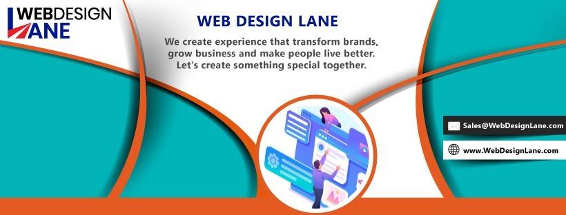 Web Design Lane (@webdesignlaneusa) Cover Image