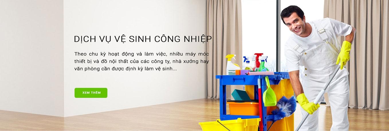 Vệ sinh công nghiệp TH (@vesinhcongnghiepth) Cover Image