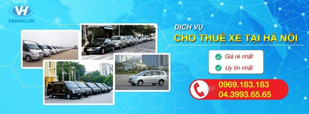 Vân Hải - Thuê xe du lịch xe theo tháng giá rẻ (@dichvuchothuexegiare) Cover Image