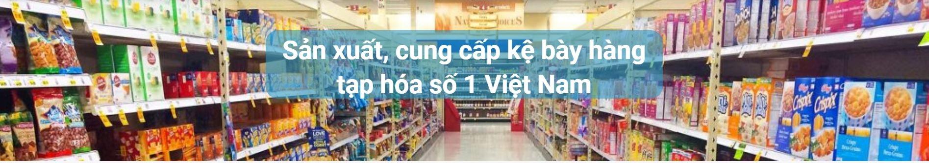 Kệ bày hàng tạp hóa (@kebayhangtaphoa) Cover Image