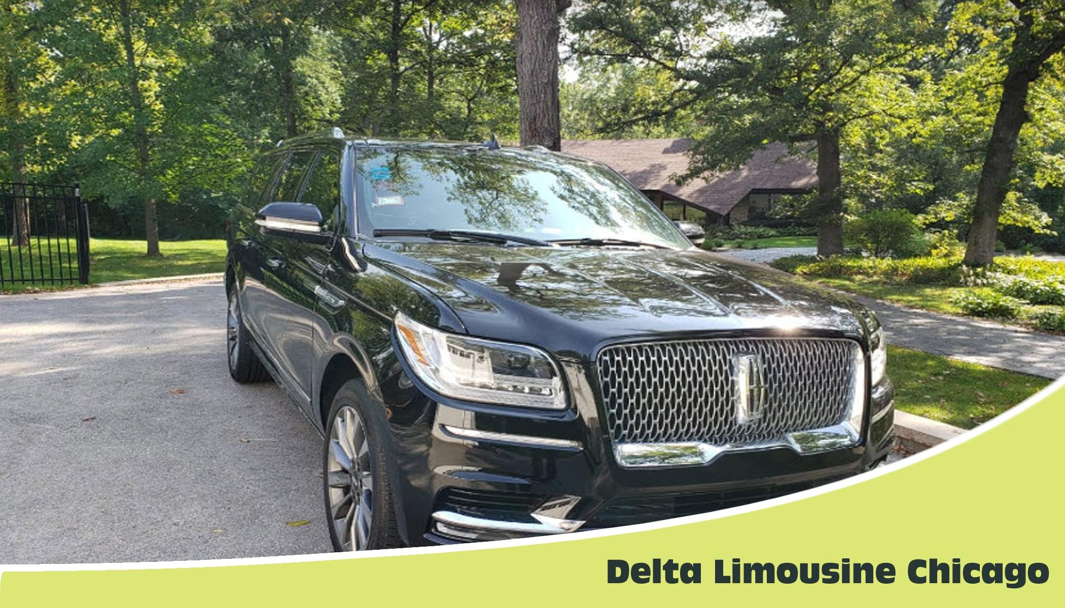 Delta Limousine Chicago (@deltalimousinechicago) Cover Image