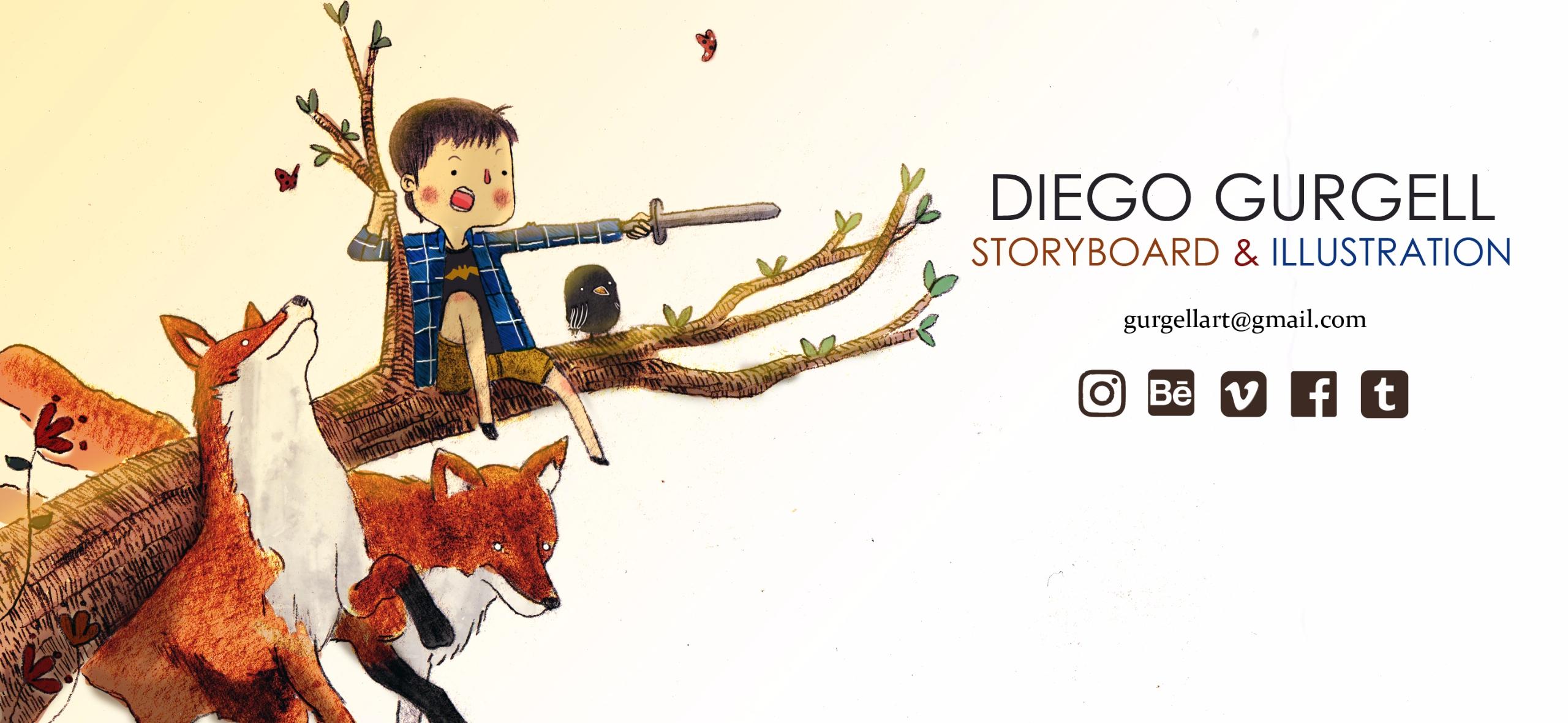 Diego Gurgell (@diegogurgell) Cover Image