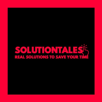 Solution Tales (@solutiontales2021) Cover Image