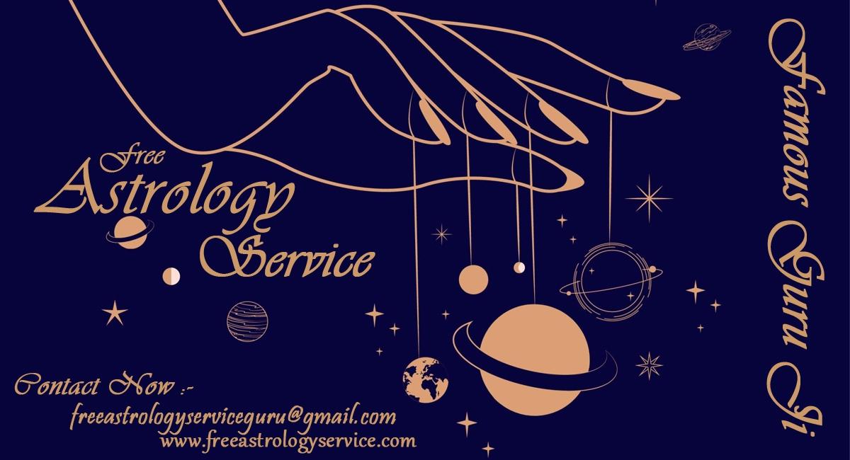 Free Astrology Service (@famguru) Cover Image