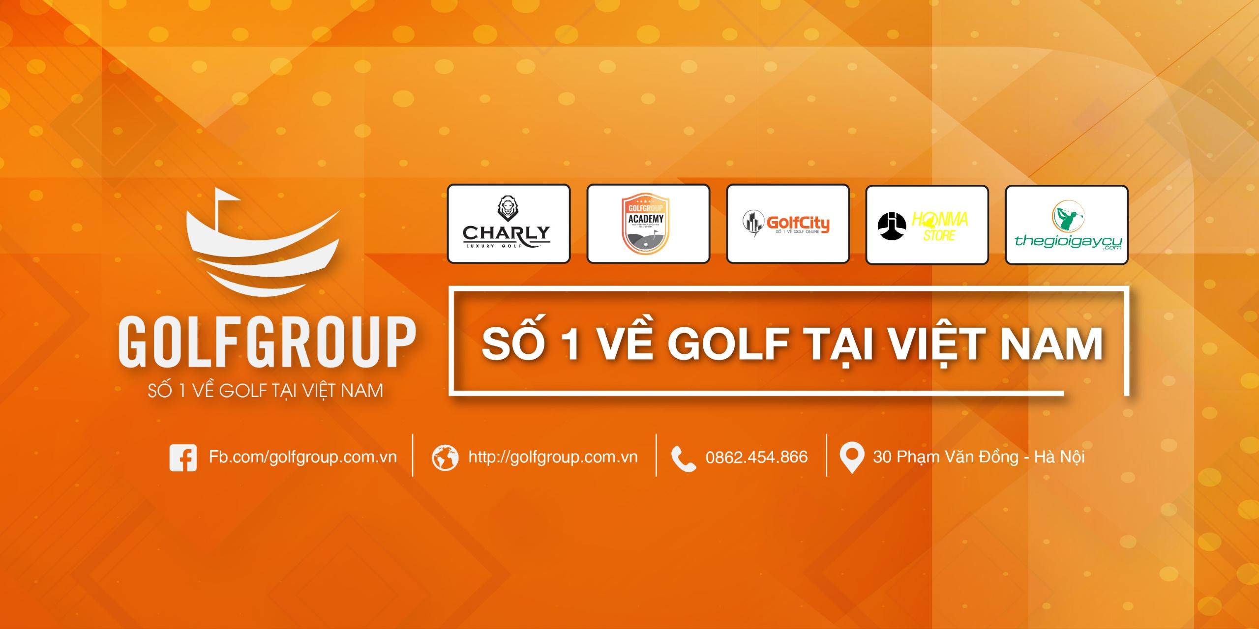 Golf Group - Thế giới gậy Golf chính hãng (@golfgroupcomvn) Cover Image
