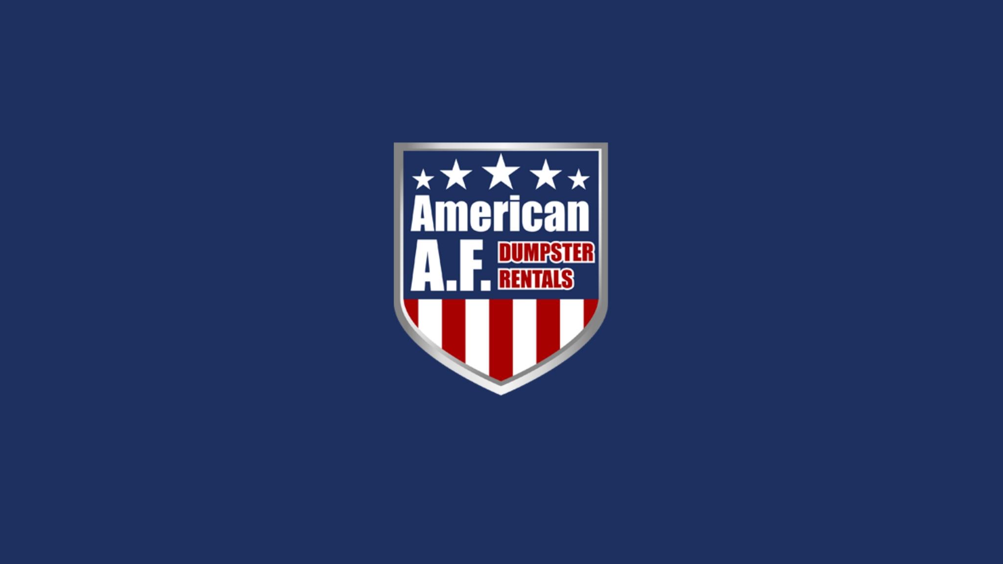 American AF Dumpster Rentals (@americanafdumpsterrentals) Cover Image