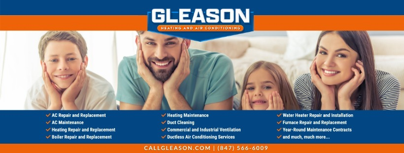 Gleason Heating and Air Conditioning (@callgleason) Cover Image
