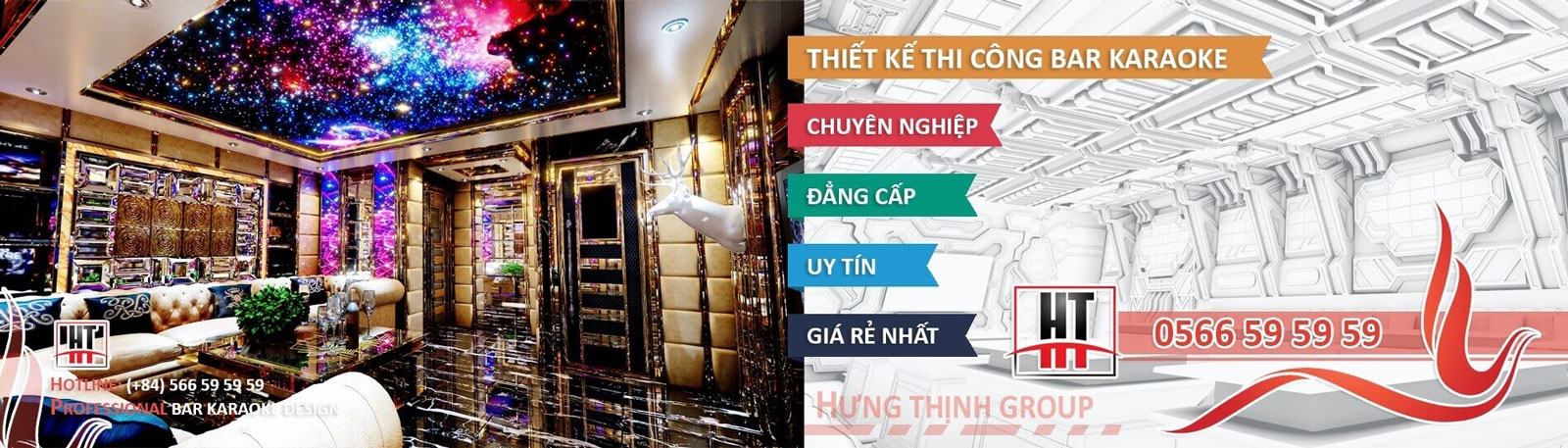 Nội Thất Karaoke (@thietkephongkaraoke) Cover Image