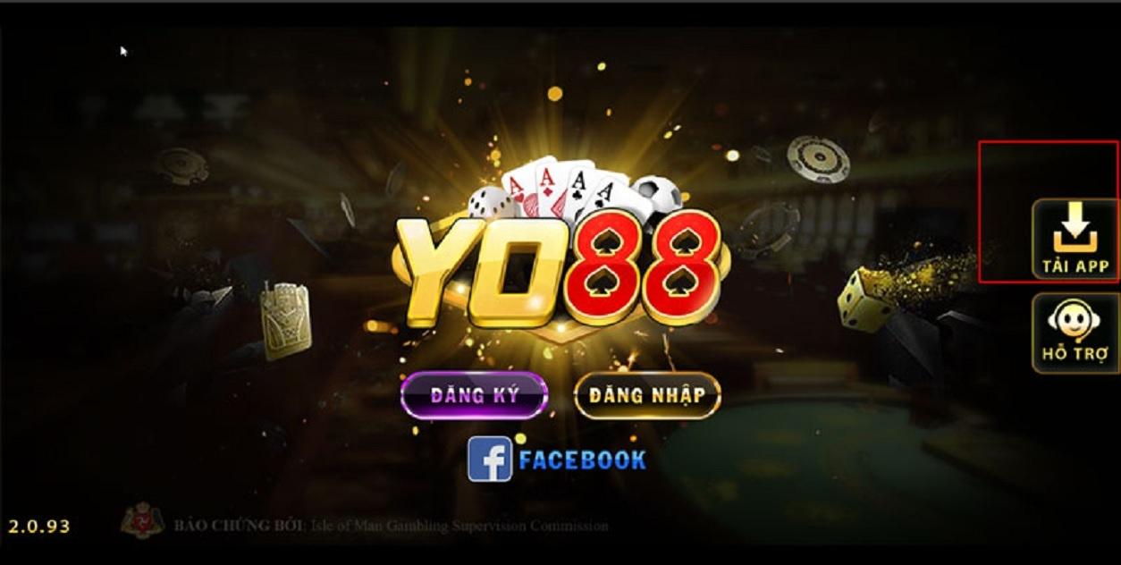 Cổng game online uy tín Yo88 (@yo88appvip) Cover Image