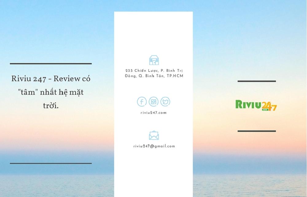 Riviu 247 (@riviu247) Cover Image