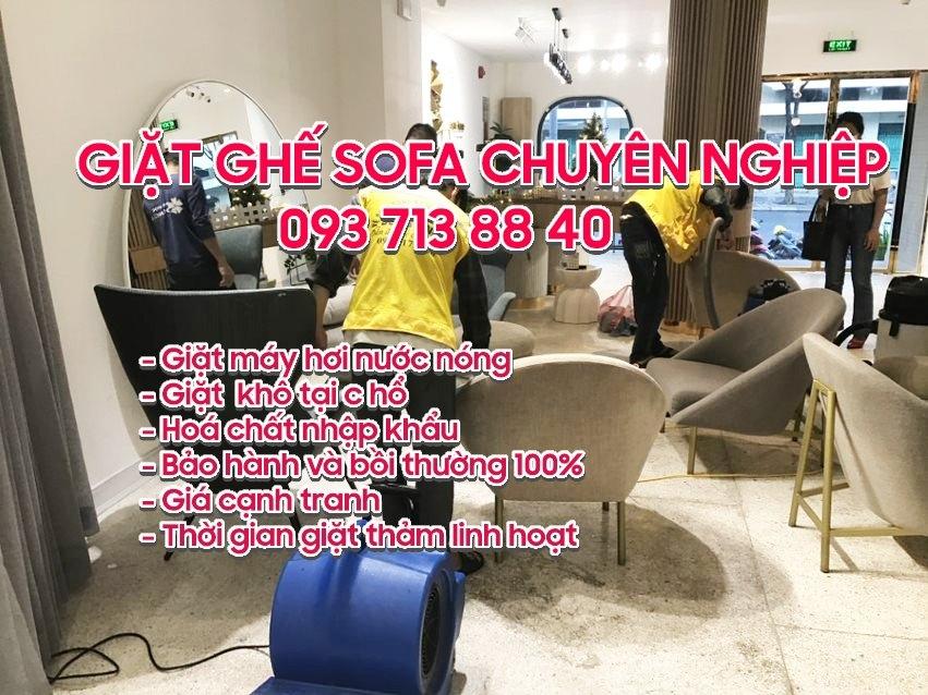 Giặt ghế sofa Đà Nẵng (@giatghesophadanang) Cover Image