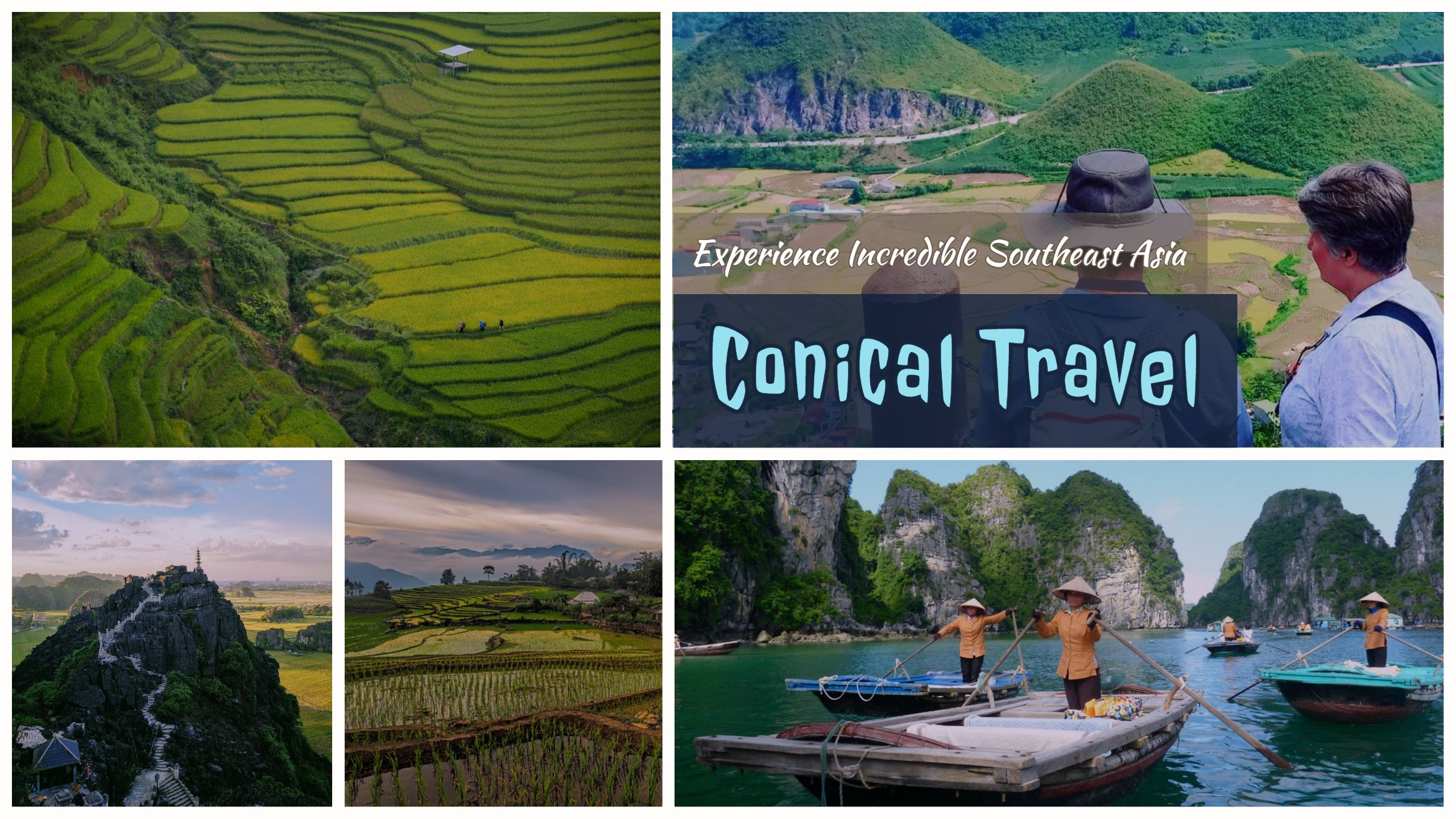 Conical Travel (@conicaltravel) Cover Image