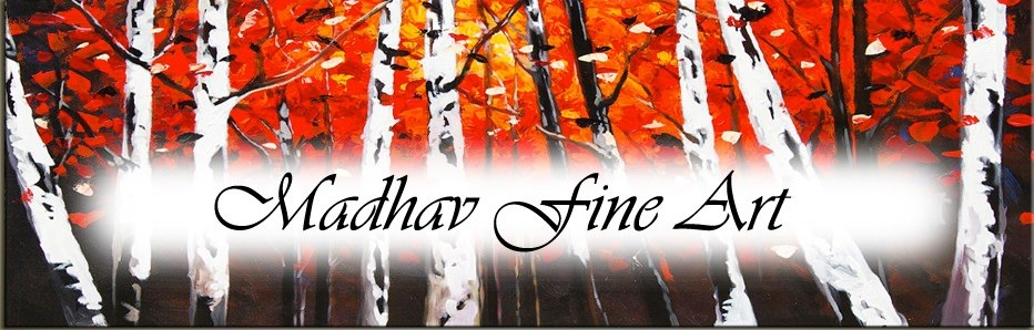 Abstract Painting (@madhavartpaint) Cover Image