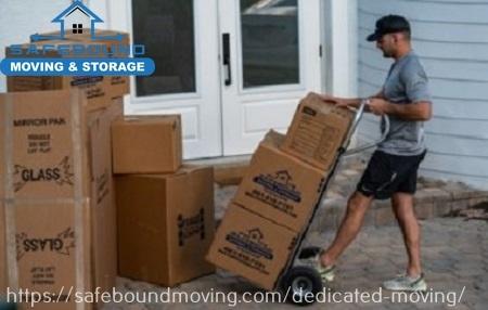 Safebound Moving & Storage (@safebound) Cover Image