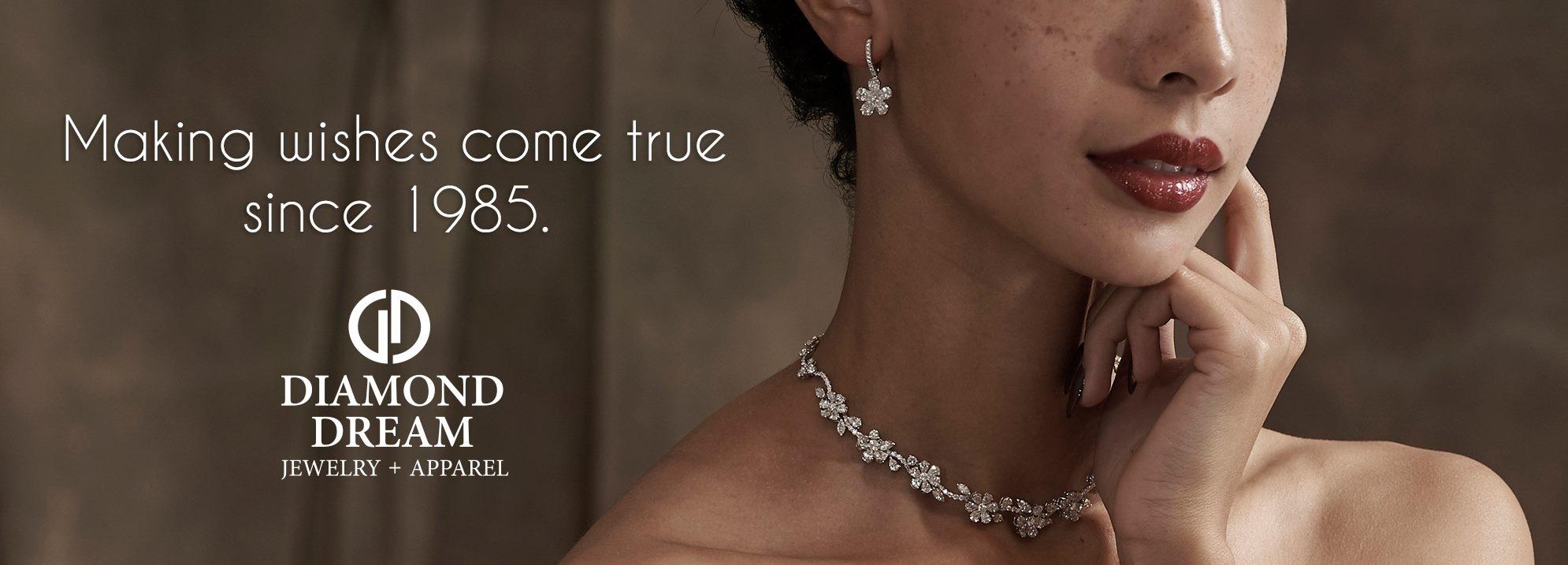 DIAMOND DREAM JEWELRY & APPAREL (@diamonddreamjewelers) Cover Image