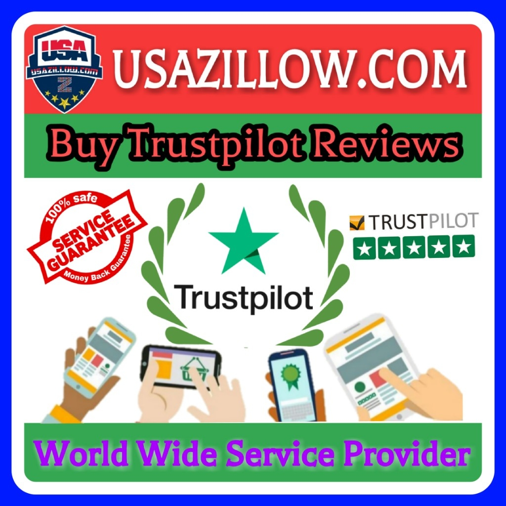 Buy TrustPilot Reviews (@usazillowlove) Cover Image
