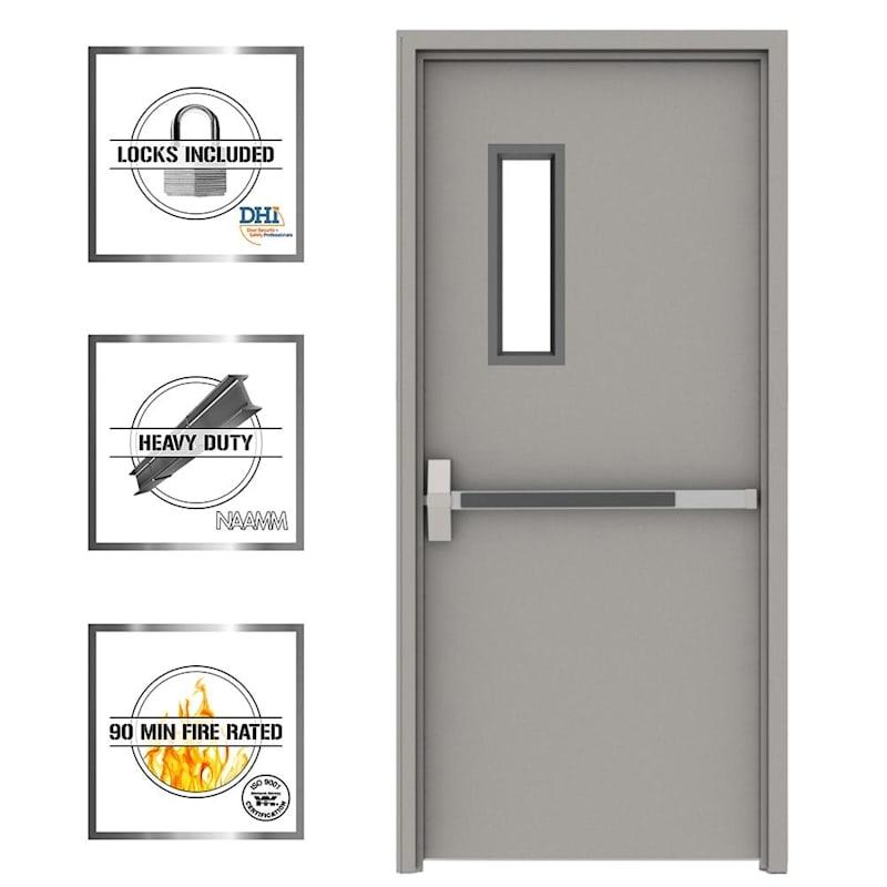 Universal Fireproof Door (@ufiredoorsny) Cover Image