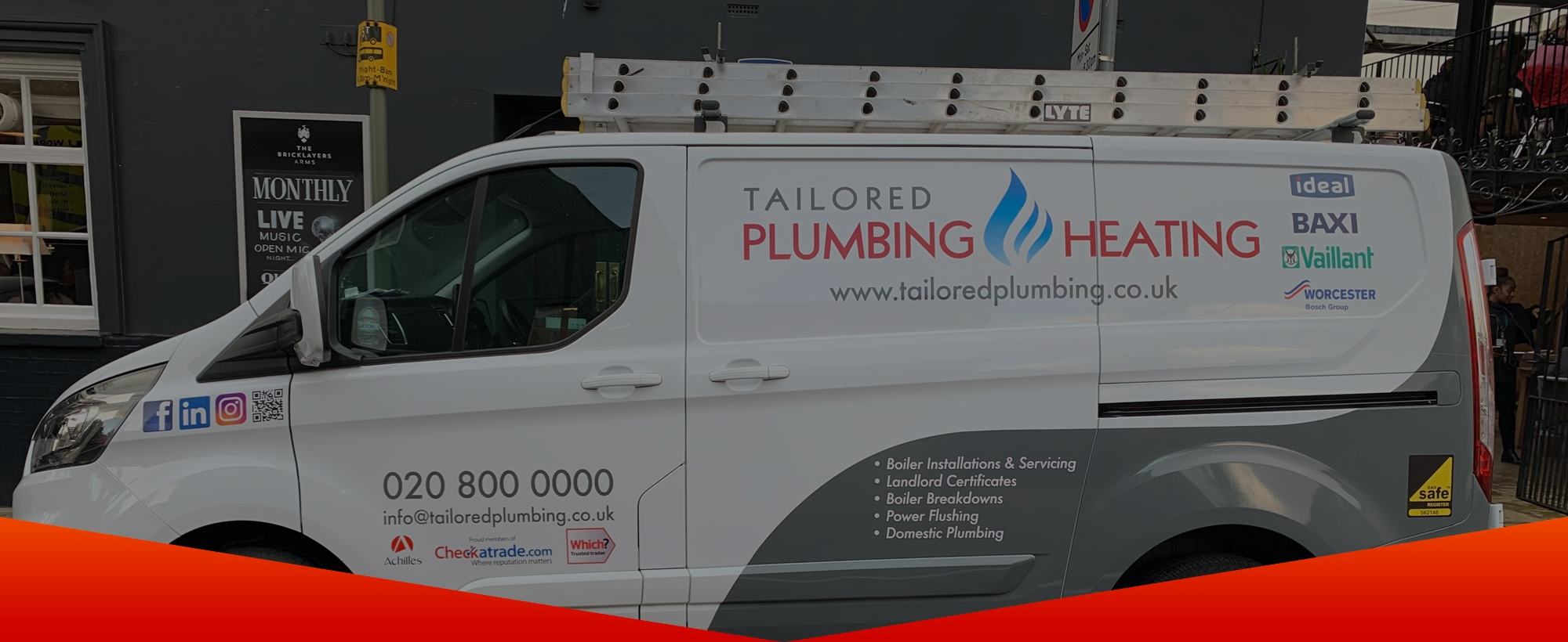 Quille Candy Bramothe (@tailoredplumbing) Cover Image