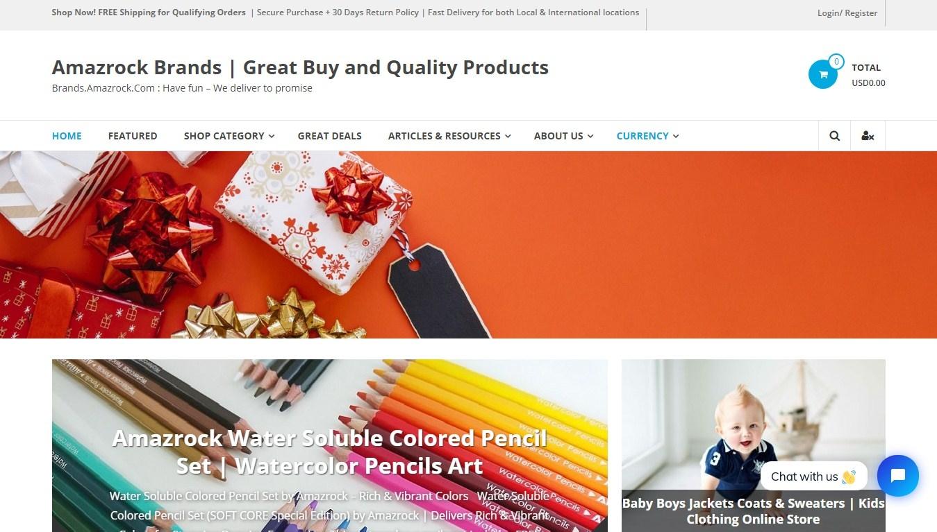 Best Online Shopping Sites - Amazrock (@best-online-shopping-sites-amazrock) Cover Image