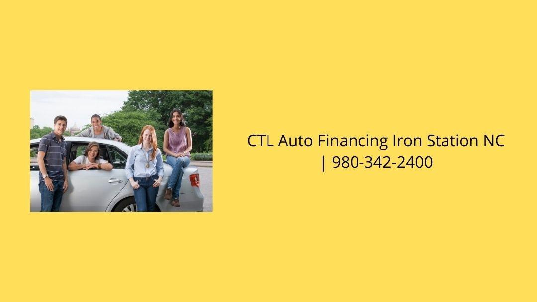 CTL Auto Financing Iron Station NC (@irtationatl) Cover Image