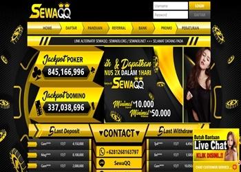 Sewa (@pkvsewaqq) Cover Image