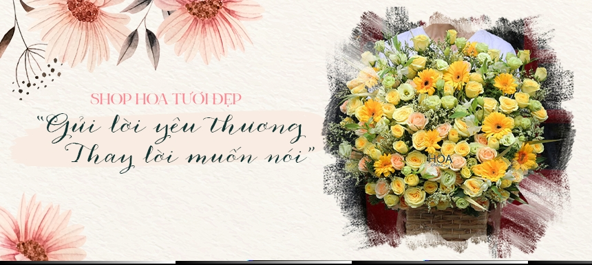 Shop Hoa Tươi Sunny (@dienhoatuoi24hnet) Cover Image