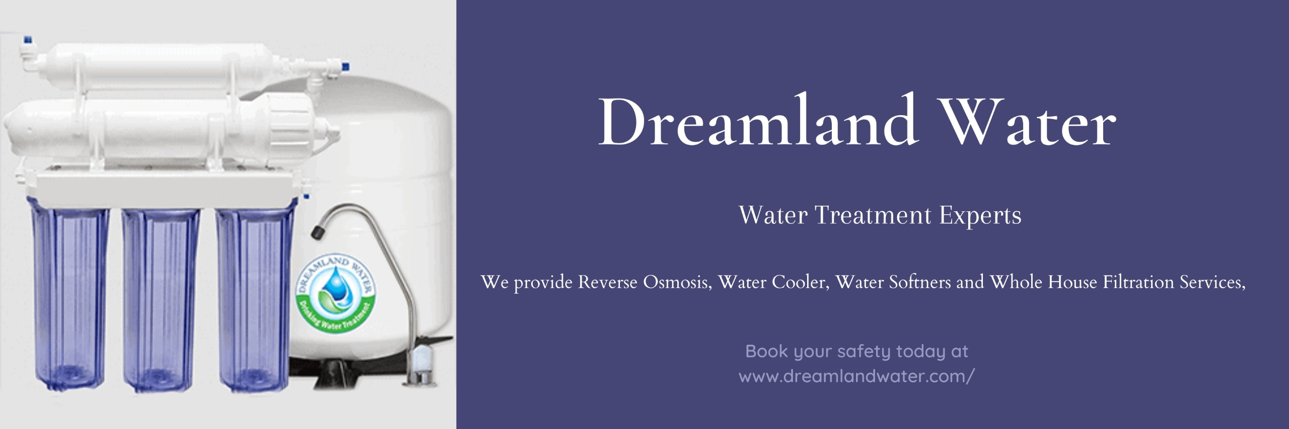 Dreamland Water (@dreamlandwater) Cover Image