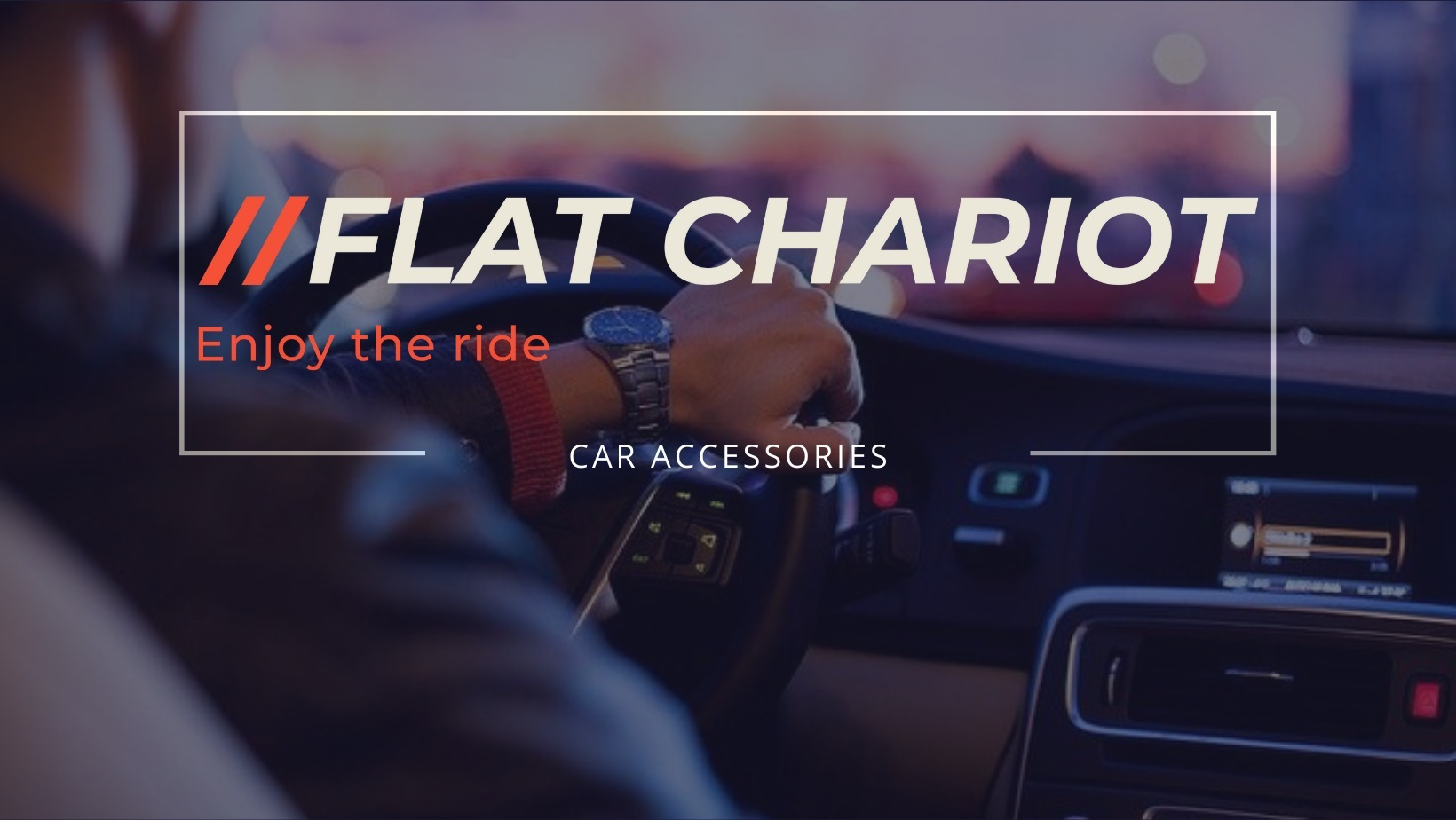 Flat Chariot (@flatchariot) Cover Image