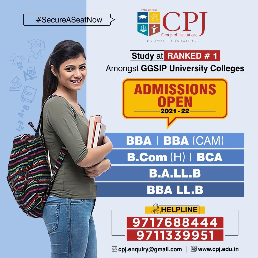 BBA in IPU (@bbainipu) Cover Image