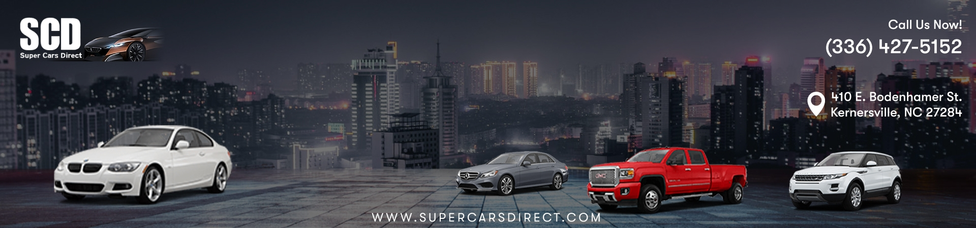 (@supercarsdirect) Cover Image