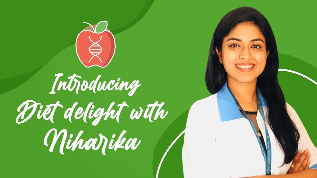 Diet elight with niharika (@dietdelightwithniharika) Cover Image
