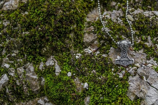 Mens Norse Viking Jewelry For Sale (@vikingjewelry) Cover Image