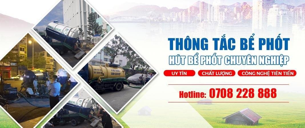 Hút Bể Phốt Việt Linh (@hutbephotvl) Cover Image
