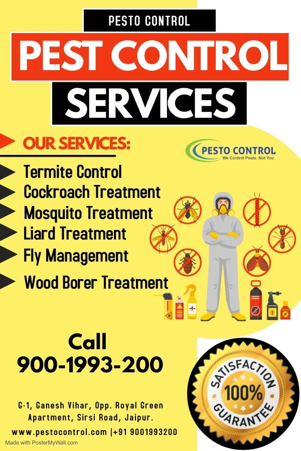 Pesto Control (@pestocontrols) Cover Image