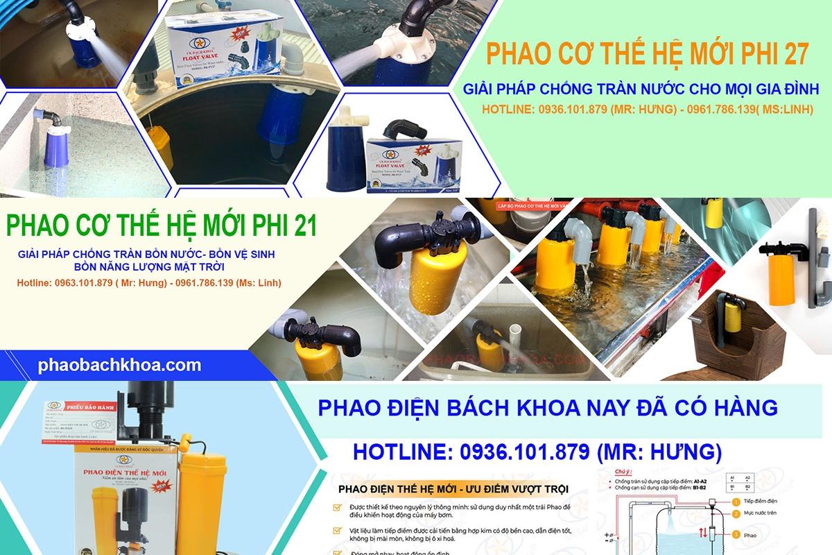 Phao Bách Khoa (@phaobachkhoa) Cover Image
