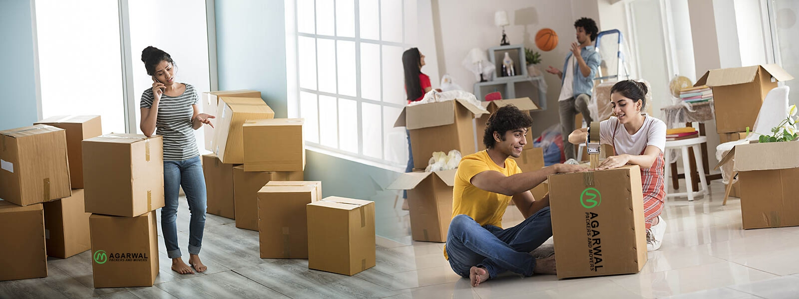 M Agarwal Packers and Movers  (@magarwal32) Cover Image