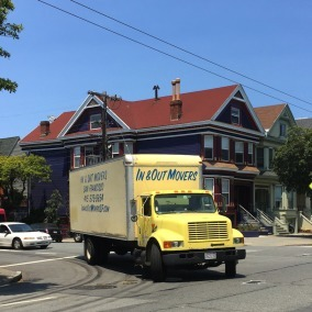 In and Out Movers San Francisco (@inandoutmoverssf) Cover Image