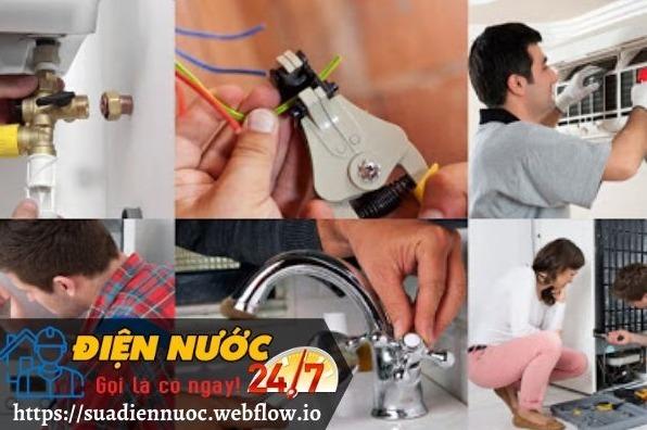 Sửa điện nước Hà Nội (@suadiennuochanoi) Cover Image