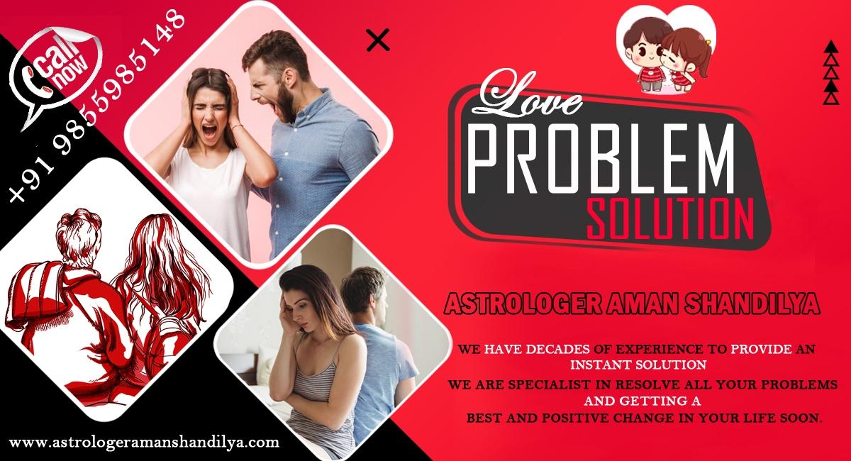 Love Problem Solution (@amanshandi) Cover Image