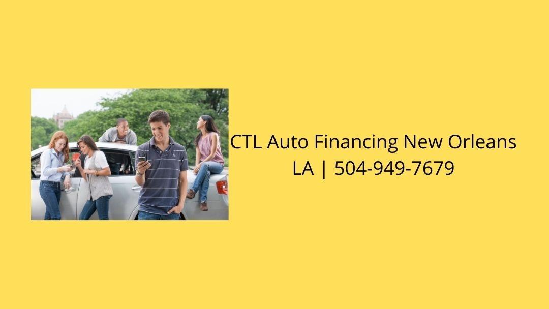 CTL Auto Financing New Orleans LA (@neleansatl) Cover Image
