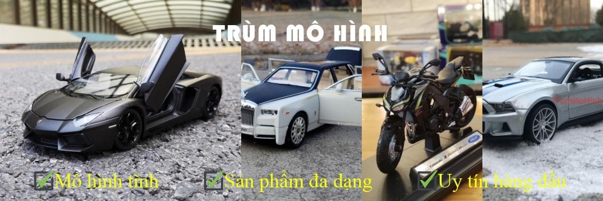 TRÙM MÔ HÌNH (@trummohinh) Cover Image