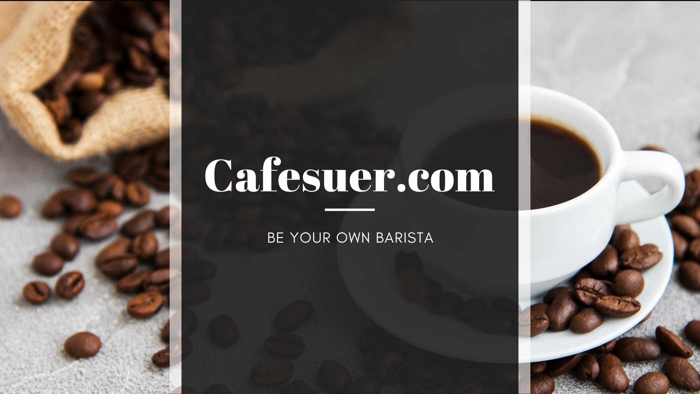Cafeseur (@cafeseur) Cover Image