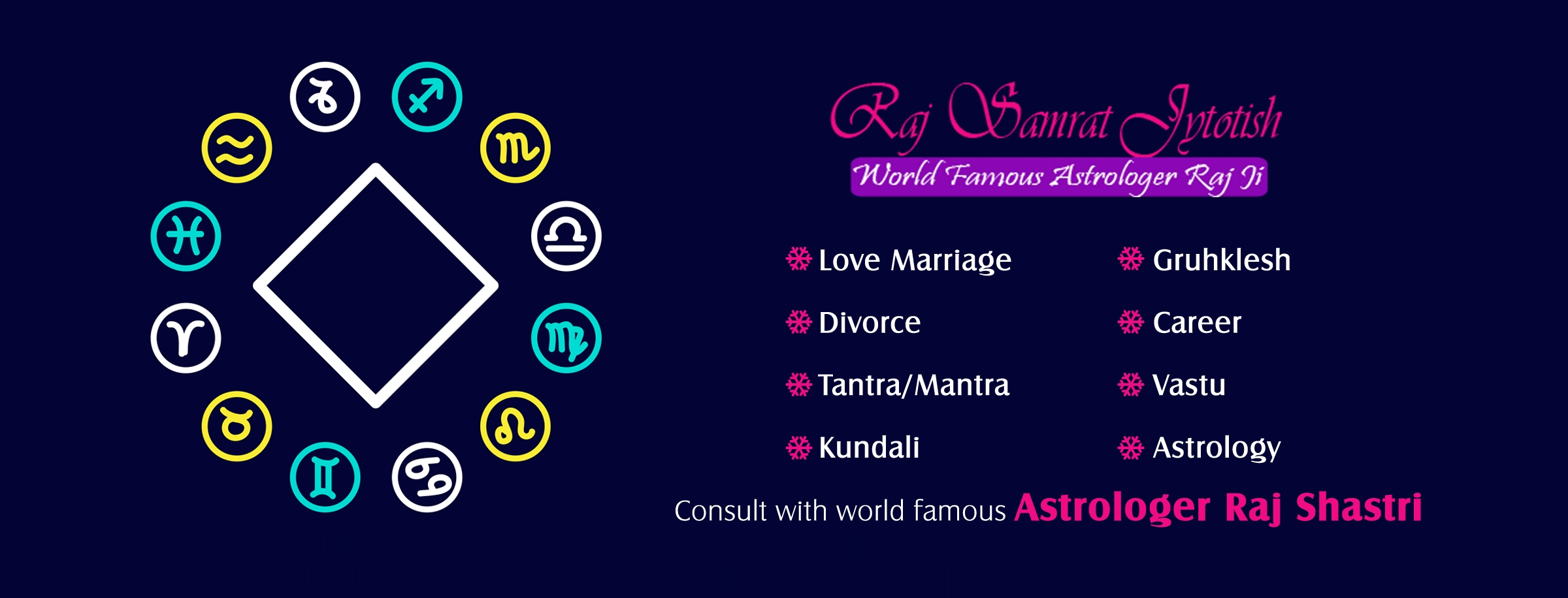 Raj Samrat Astro (@rajsamratastro) Cover Image