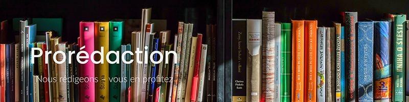 Aide à la rédaction avec Prorédaction (@proredaction) Cover Image