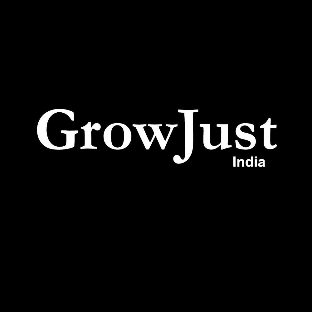 GrowJust India (@growjust-india) Cover Image
