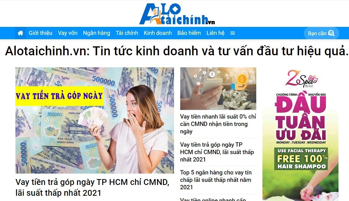 Alo Tài Chính (@alotaichinh) Cover Image