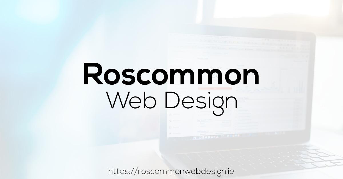 Roscommon Web Design (@roscommonwebdesign) Cover Image