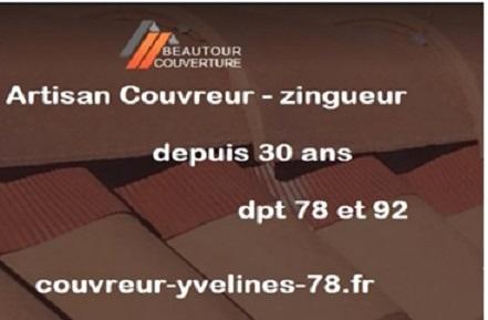 Couvreur 78 - Couverture Beautour (@couvreur7801) Cover Image