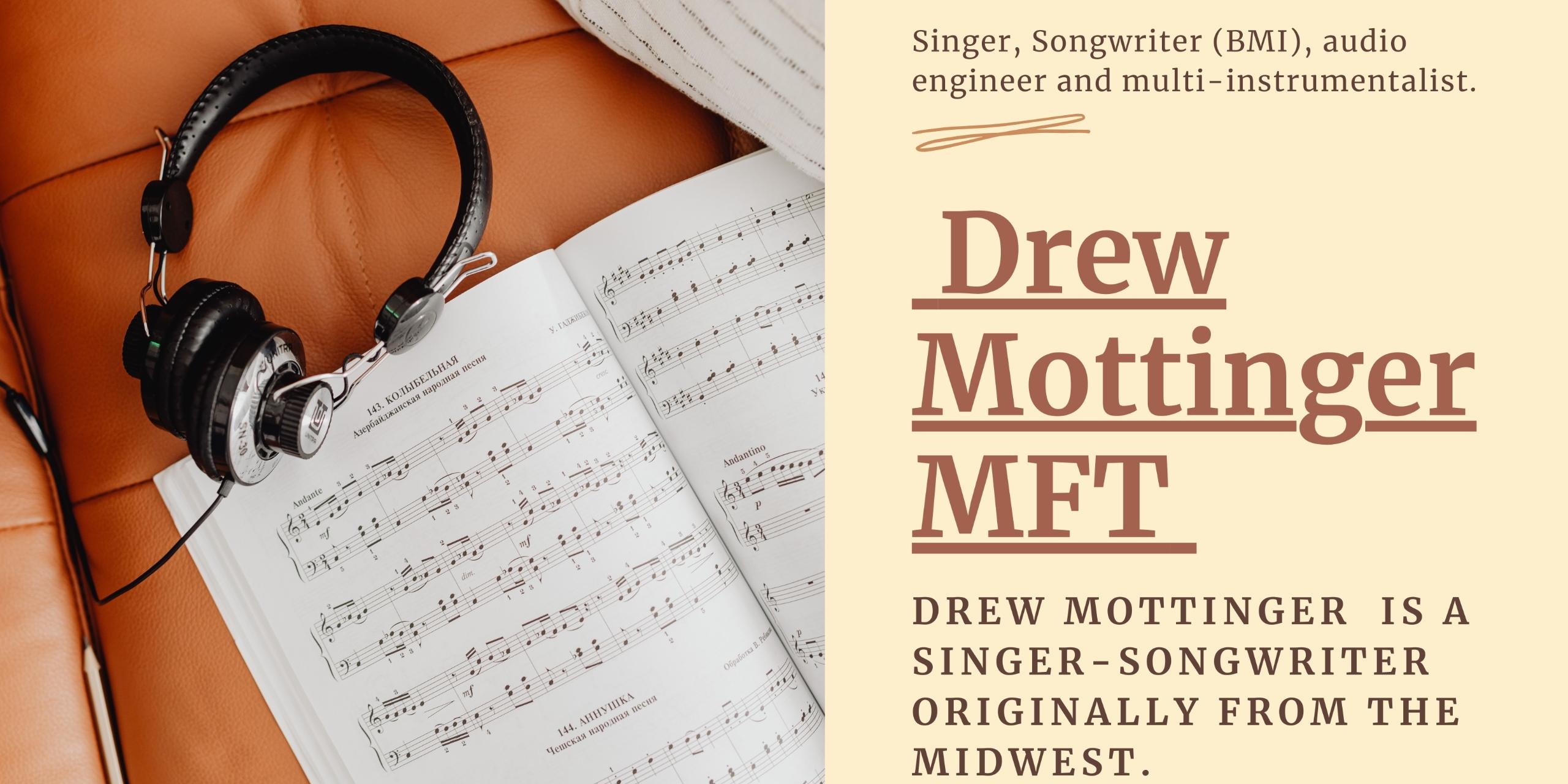 Drew Mottinger (@drewmottingermft) Cover Image